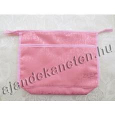 Piperetáska rózsaszín