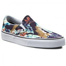 Vans Teniszcipő VANS - Classic Slip-On VN0003Z4IWM Multi/Black (Tropical)