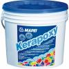 Mapei Kerapoxy antracit epoxi ragasztó - 2kg