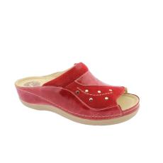 Salus Daisy Papucs Piros 4011 35-42 méretek (Kényelmi papucs)