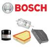 Bosch BMW E46 320D (150 LE) szűrőszett BOSCH+ CASTROL EDGE 5w30