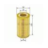 Bosch 1457429272 Olajszűrő MERCEDES CLASSE A, VANEO