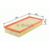 Bosch 1457433752 Levegőszűrő MERCEDES C, CLK, M, SLR