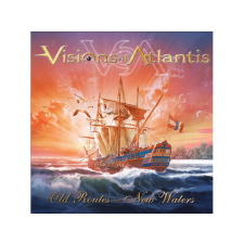 Visions of Atlantis Old Routes - New Waters (Digipak) Vinyl Ep (12) egyéb zene