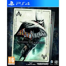 Warner Bros Interactive Batman Return to Arkham PS4 videójáték