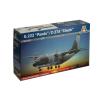 Italeri G.222 PANDA/ C-27A CHUCK katonai repülő makett Italeri 1311