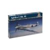 Italeri Spitfire F.MK.VII katonai repülő makett Italeri 1318