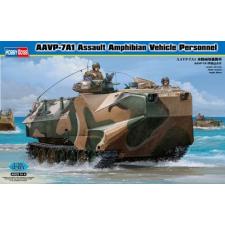 HobbyBoss AAVP-7A1 Assault Amphibian Vehicle Personnel harci jármű makett HobbyBoss 82410 makett figura