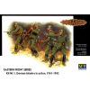 masterbox German Infantry in action figura makett masterbox mb 3522