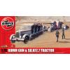 AIRFIX 88MM GUN & TRACTOR makett Airfix A02303