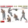 MiniArt CLOSE COMBAT. U.S. TANK CREW figura makett Miniart 35135