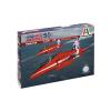 Italeri Hawk T1A Red Arrows 50 display seasons katonai repülő makett Italeri 2747