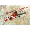 Fokker D.VII OAW built, early repülő makett Roden 420