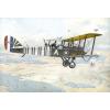 De Havilland DH9 repülő makett Roden 423