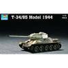 TRUMPETER Soviet T-34/85 MOD.1944 tank harcjármű makett trumpeter 07209