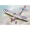 Nieuport 27 repülő makett Roden 630