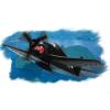 F6F-5 Hellcat repülő makett HobbyBoss 80260