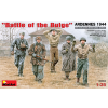 MiniArt Battle of the Bulge.Ardennes 1944 figura makett Miniart 35084