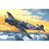 ICM Messerschmitt Bf 109E-4 Night katonai repülő makett ICM 72134