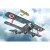Nieuport 24 repülő makett Roden 060