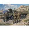ICM ZiL-131 Soviet Truck katoni jármű makett ICM 35516