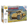 Zvezda Panzerkampfw.V Panther Ausf.D tank makett Zvezda 5010