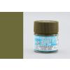 Gunze Aqueous Color - Olive Drab FS34087 (selyemmatt) makett festék H304