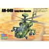 HobbyBoss AH-64D Long Bow Apache helikopter makett HobbyBoss 87219