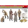 MiniArt Soviet Heavy Artillery Crew.Special Edit figura makett Miniart 35185