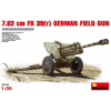 MiniArt 7,62cm F.K.39 German Field Gun löveg makett MiniArt 35104