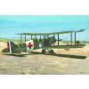 De Havilland D.H.9 Ambulance repülő makett Roden 436