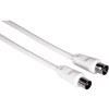 Hama 11901 Antenna kábel 1.5 m, fehér