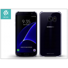 Samsung G930F Galaxy S7 hátlap - Devia Glimmer - black tok és táska