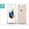 Apple iPhone 6/6S szilikon hátlap - Devia Duo Shockproof - champagne gold