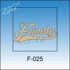 Felirat - Family (2db)