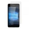Microsoft Lumia 650, Kijelzővédő fólia, ütésálló fólia, Tempered Glass (edzett üveg), Clear