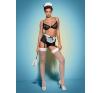 Obsessive Maidme 5 részes erotikus szobalány jelmez S/M fantázia ruha