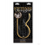 Pipedream Fantasy Gold Series érzéki fekete lakkbőr utánzatú elegáns szemkötő