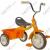 Italtrike Transporter szállító tartályos gyermek tricikli sárga - road worker