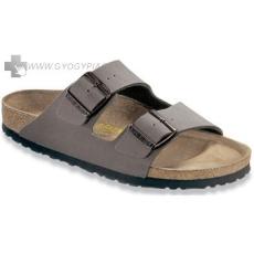 Birkenstock papucs lábujjvédő stone