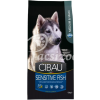 Cibau SENSITIVE FISH MEDIUM/MAXI 2x12KG