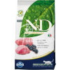 NATURAL&DELICIOUS N&D ADULT CAT LAMB&BLUEBERRY GRAIN FREE 1,5KG