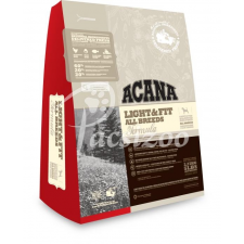 Acana LIGHT & FIT 11.4 KG kutyaeledel
