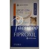 Fiproxil SPOT-ON KUTYA L 3x2,68ML (3 pipetta)