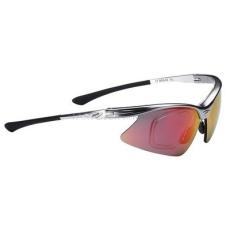 BBB OptiView BSG-33 dioptriás napszemüveg, ezüst-füst piros