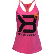 Better Bodies Twisted T-Back (hot pink) (1 db)