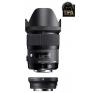 Sigma 35mm f/1.4 DG HSM Art + MC-11 adapter Exclusive kit (Sony E) objektív
