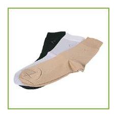 Biyovis Teljes ezüst zokni fekete 41-43 1 pár