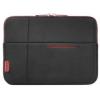 SAMSONITE Airglow Sleeves Laptop Sleeve 15.6' Tok - Fekete/Piros (U37-039-003)