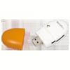 LogiLink 'Smile' USB 2.0 Multi kártyaolvasó, narancssárga (CR0029)